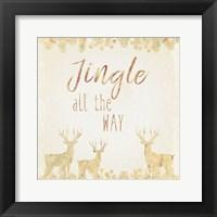Framed Jingle All The Way