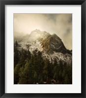 Framed Majestic Peak