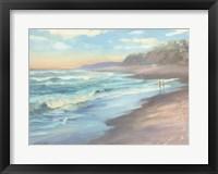 Framed On The Beach
