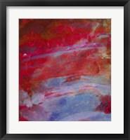 Framed Sunset Opal