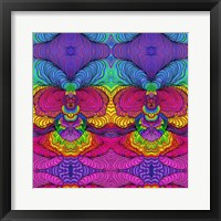 Framed Swirls 316 A