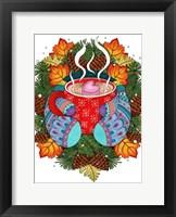 Framed Winter Wonderland 3 - Color