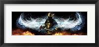 Framed Fireman 11
