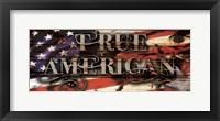 Framed True American