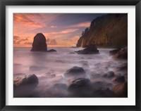 Framed Timeless Shore