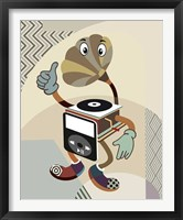 Framed Retro Music Playlist I