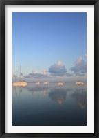 Framed Sunrise Sails