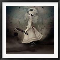 Framed Broken Dawn