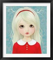 Framed Sylvie