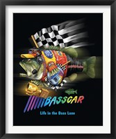 Framed Basscar