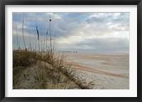 Framed Sand Dunes I