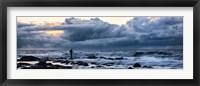 Framed Surf Fishing