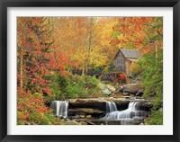 Framed Autumn Splendor