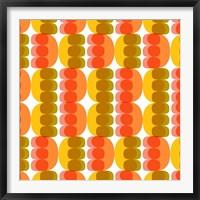 Framed Atomic Art 1