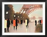 Framed Paris Remembered