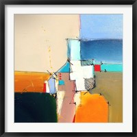 Framed Beachcomber I