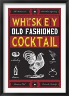 Framed Old Fashioned