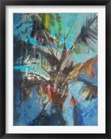 Framed Palm Sunday
