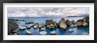 Framed Sand Harbor