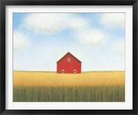 Framed In a Summer Field