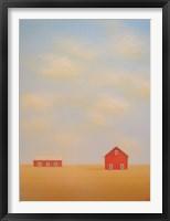 Framed Old Barn & Shed
