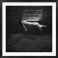 Framed Weeki Wachee Spring, Florida (1947)