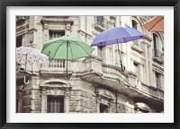 Framed Colorful Urbanities