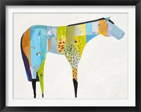 Framed Horse No. 27