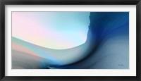 Framed Ocean Vibes 1
