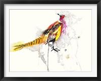 Framed Pheasant