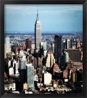 Framed Terracotta City