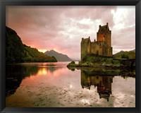 Framed Eilean Donan, Scotland