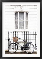 Framed London Bicycle