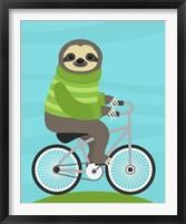 Framed Cycling Sloth
