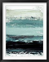 Framed Abstract Minimalist Landscape 4