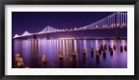 Framed Bay Lights