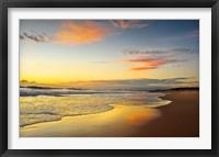 Framed Beach Dawn