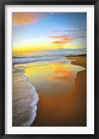 Framed Beach Sunrise