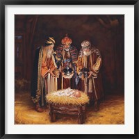 Framed Three Wisemen