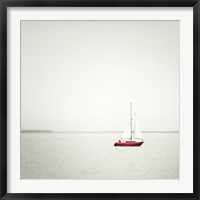 Framed Sailing on Dreams