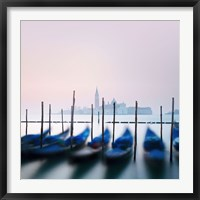 Framed Venetian Sunrise
