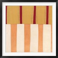 Framed Broken Stripes 3