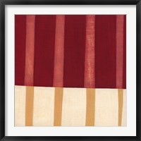 Framed Broken Stripes 4