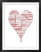 Framed Translation of Love