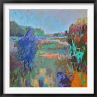 Framed Color Field 45