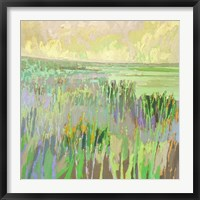 Framed Lake Shore III