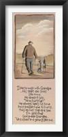 Framed Grandpa