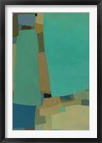 Framed Arabesque 8