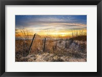 Framed Dune Glow