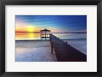 Framed Sunrise Dreaming